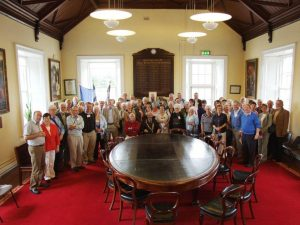 FLHS and FULS at Naas Town Hall