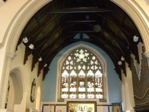 Holy Trinity Church(COI) Banbridge 2011