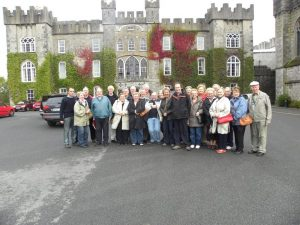 Thomond Group at Clongowes Wood College