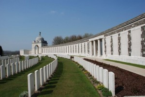 Tyne Cote  Cemetry Ypres
