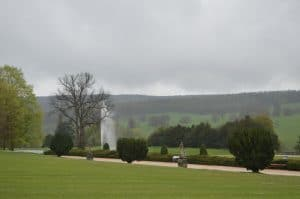 Garden Fountain Chatsworth House